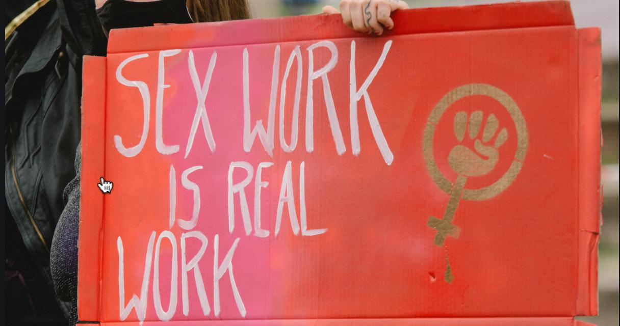Travailleur sexuel